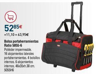 Oferta de Bolsa portaherramientas Ratio por 52,85€
