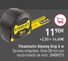Oferta de Flexómetro Stanley por 11,9€