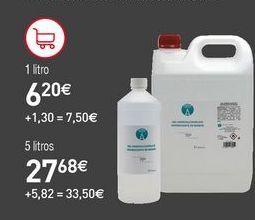 Oferta de Gel antibacterial por 6,2€