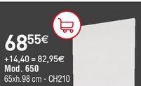 Oferta de Mampara de oficina por 68,55€