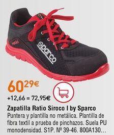 Oferta de Deportivas Sparco por 60,29€