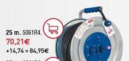 Oferta de Enrollacables por 70,21€
