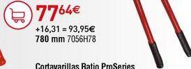 Oferta de Cortavarillas por 77,64€