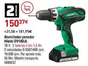 Oferta de Taladro percutor por 150,37€