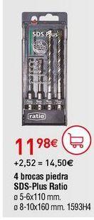 Oferta de Brocas por 11,98€