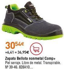 Oferta de Zapatos de seguridad por 30,54€