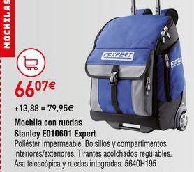 Oferta de Mochila portaherramientas por 66,07€
