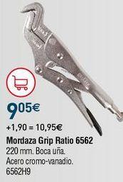 Oferta de Llave ajustable por 9,05€