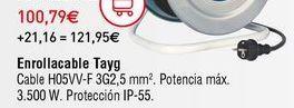 Oferta de Enrollacables por 100,79€