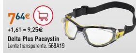 Oferta de Gafas de seguridad por 7,64€