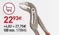 Oferta de Mordaza por 22,93€