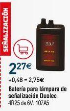 Oferta de Batería de radiador por 2,27€