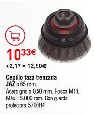 Oferta de Cepillo rotativo por 10,33€