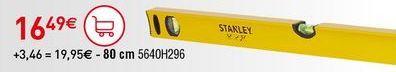 Oferta de Nivel de burbuja Stanley por 16,49€