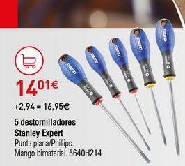 Oferta de Destornillador por 14,01€