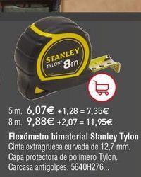 Oferta de Flexómetro Stanley por 6,07€