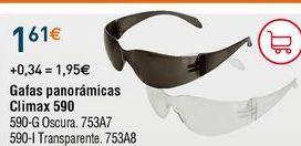 Oferta de Gafas de seguridad por 1,61€