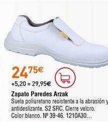 Oferta de Zapatos de seguridad por 24,75€