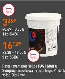 Oferta de Detergente por 3,26€