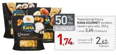 Oferta de Pasta Rana por 3,49€
