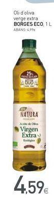 Oferta de Aceite de oliva Borges por 4,59€