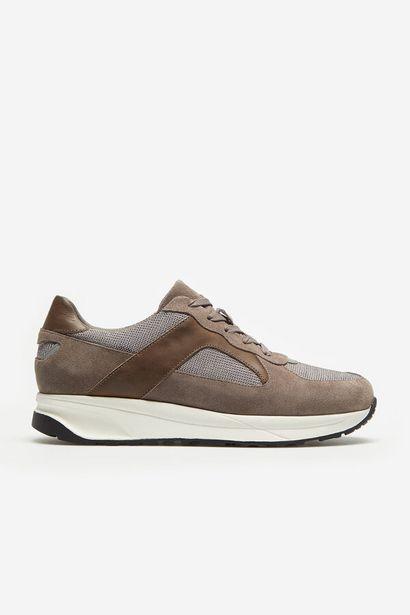 Oferta de Sneaker estilo runner por 29,99€
