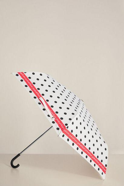 Oferta de Paraguas estampado por 14€