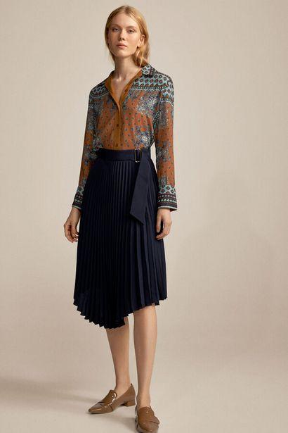 Oferta de Falda plisada asimétrica por 79€