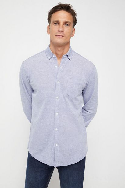 Oferta de Camisa manga larga por 19,99€