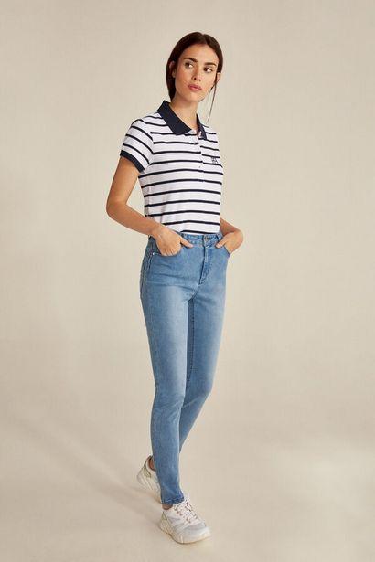 Oferta de Jeans skinny Push Up por 35€