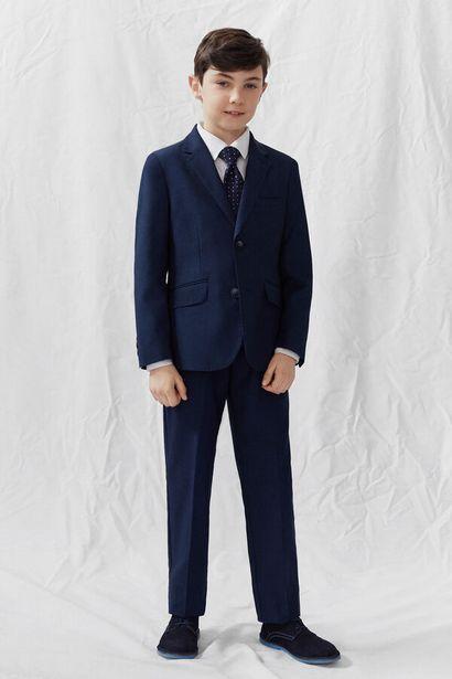 Oferta de Traje azul niño por 59,99€
