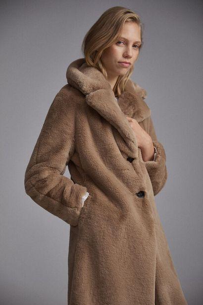 Oferta de Abrigo largo mouton por 181€