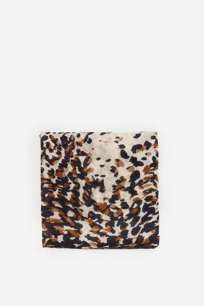 Oferta de Fular calido estampado por 9,99€