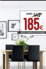 Oferta de Mesa de comedor por 185€