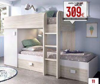Oferta de Camas por 309€