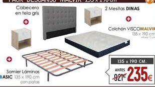 Oferta de Camas por 235€