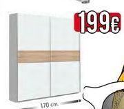 Oferta de Armario con puertas correderas por 199€