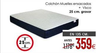 Oferta de Colchones por 359€