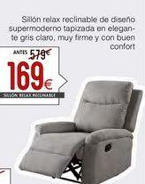 Oferta de Sillón relax por 169€