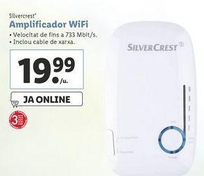 Oferta de Amplificador wifi SilverCrest por 19,99鈧�