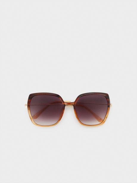 Oferta de Gafas De Sol Montura Cuadrada por 14,39€