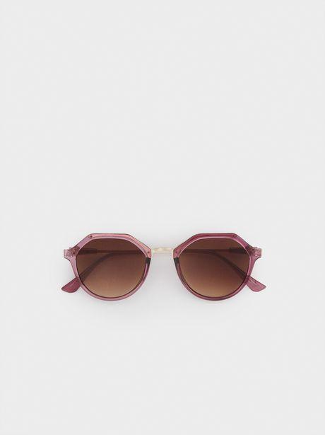 Oferta de Gafas De Sol Montura Redonda por 12,79€