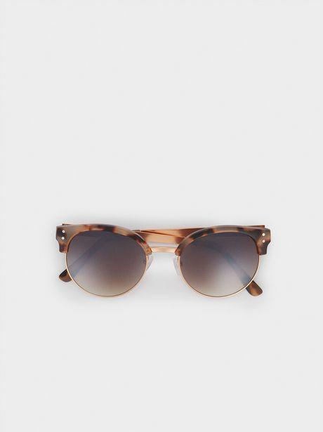 Oferta de Gafas De Sol De Montura Redonda por 17,99€