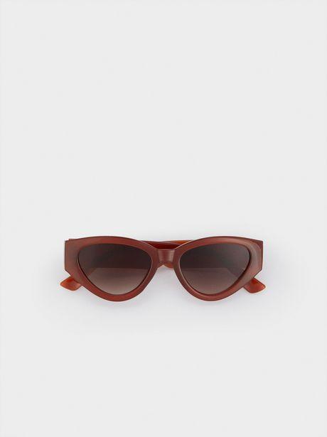 Oferta de Gafas De Sol De Pasta Cat Eye por 9,99€