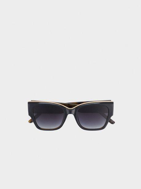 Oferta de Gafas De Sol Con Montura De Pasta por 27,99€