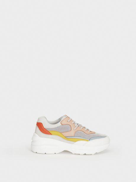 Oferta de Zapatillas Con Maxi Suela por 17,99€