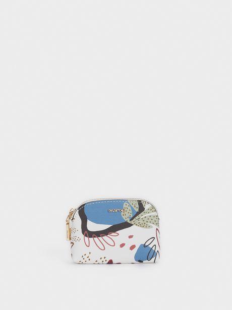 Oferta de Monedero Estampado Multicolor por 7,99€