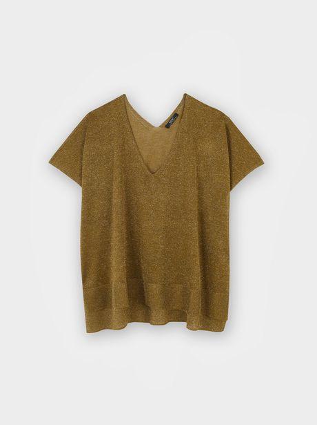 Oferta de Jersey Fino Cuello Pico por 15,99€