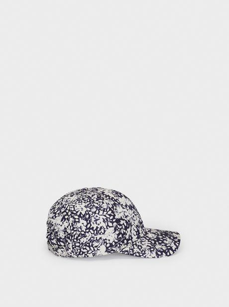 Oferta de Gorra Estampado Floral por 12,99€