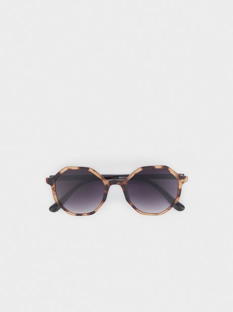 Oferta de Gafas De Sol De Pasta Cuadradas por 12,99€
